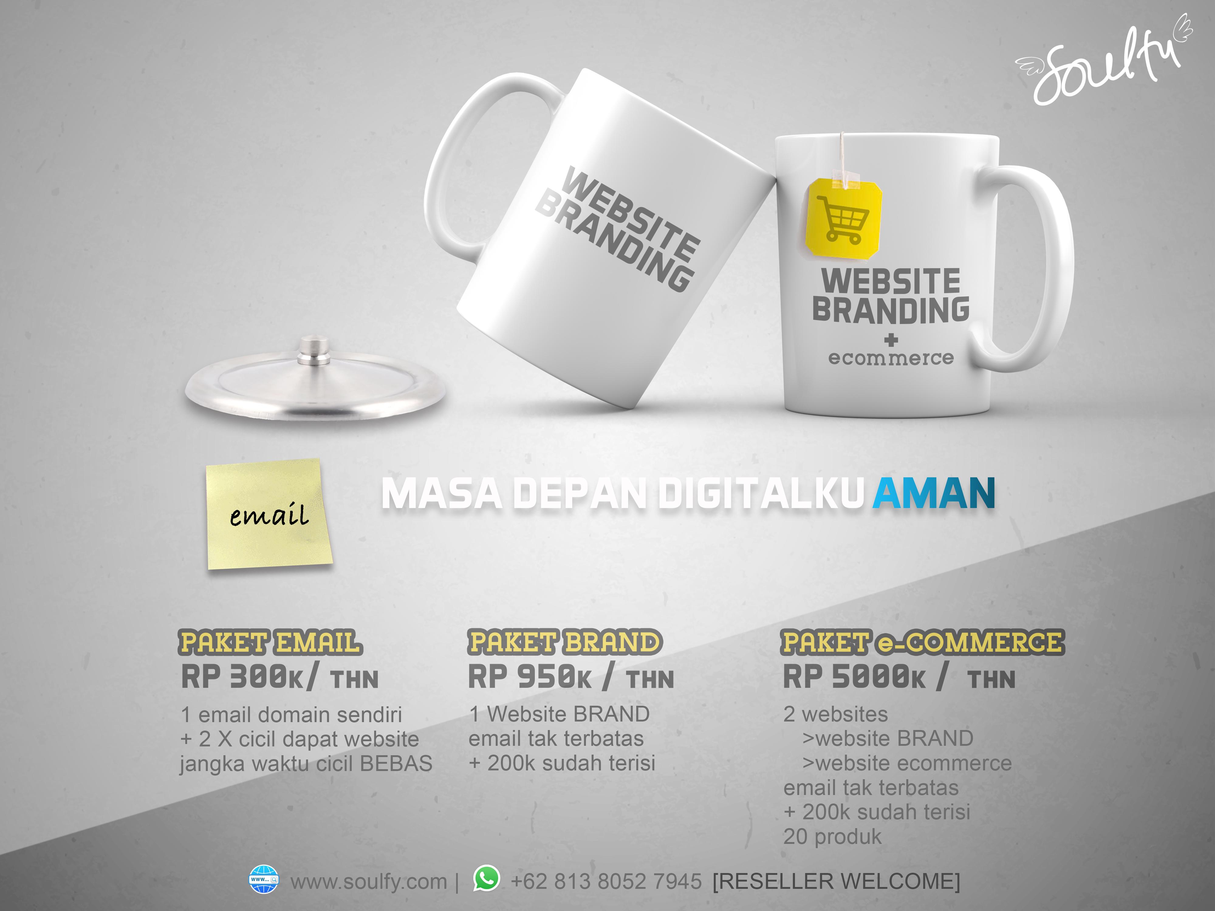 Cara membuat website ukm Small Medium Business toko online usaha ...